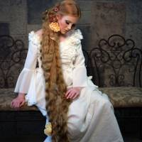 Hairstyles for Super-Long Hair, Think Rapunzel ...
