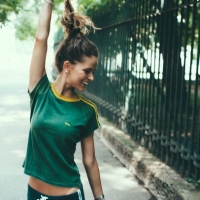 The Best Hairstyles for a Run ...