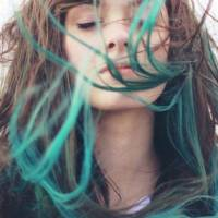 Tips for Making Your Hair Look Sweet and Summery with Hair Chalk ...