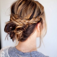 13 Fantastic Braided Hairstyles for Medium Length Hair ...