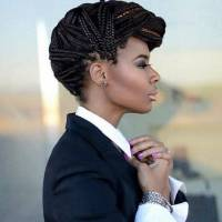 Sexy Natural Hairstyles Inspired by Celebrities ...