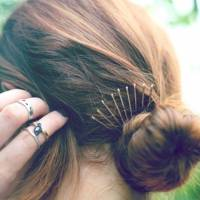 Bobby Pin Hacks for Styling Your Hair ...