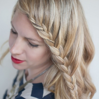 7 Hairstyles to Use when You're Growing out Your Bangs ...