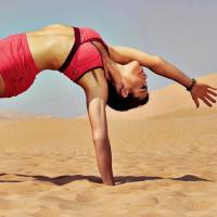 7 Yoga Poses That'll Cure Headaches ...