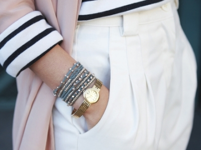 8 Wonderfully Stylish Wrap Bracelets Jewelry