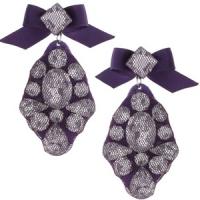 7 Opulent Jewel-Encrusted Earrings ...