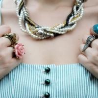 8 Stylish Fashion Statement Necklaces ...