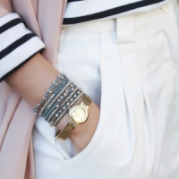 8 Wonderfully Stylish Wrap Bracelets ...