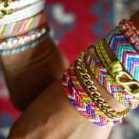 9 Funky Friendship Bracelets under $10 ...