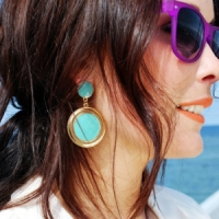 7 Fabulous Statement Earrings for Summer ...