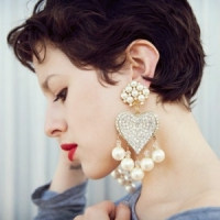 8 Eye-Catching Oversized Earrings ...
