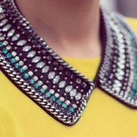7 Video Tutorials for DIY Collar Necklaces ...