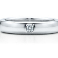 7 Handsome Men's Wedding Bands from Tiffany ...
