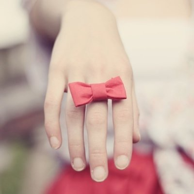 38 Cute Pieces of Bow Jewelry ...
