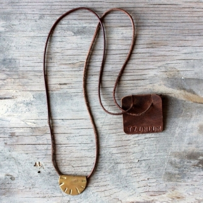 35 Pieces of Leather Jewelry That Won't Leave You Strapped for Cash ...
