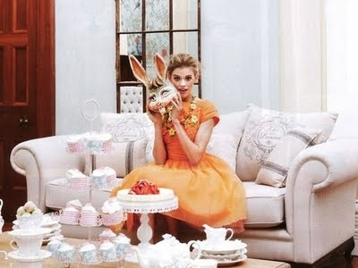 8 Lovely Tea Party Ideas...