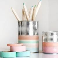 7 Creative Ways to Decorate with Washi Tape ...