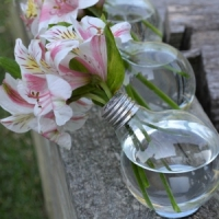 10 Fun Ways to Repurpose Light Bulbs ...