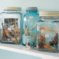 6 Crafty Ideas to Share with the Kids...