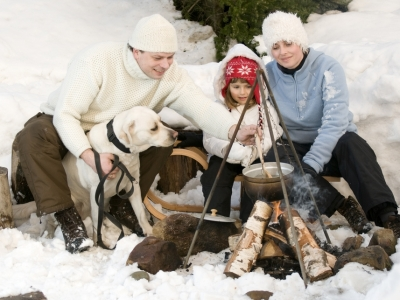 3 Ways to Prepare for Winter Camping...
