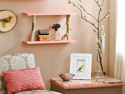 15 Simple but Awesome DIY Shelf Ideas ...