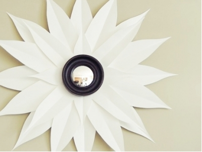 12 Stunning DIY Sunburst Mirrors ...