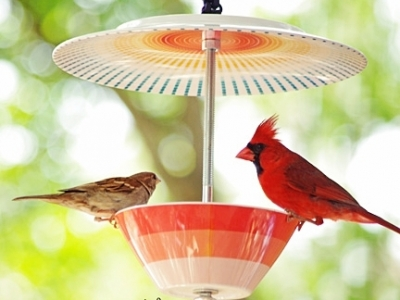 12 Beautiful DIY Bird Feeders ...
