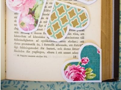 11 Beautiful DIY Bookmarks ...