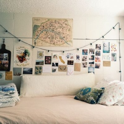 Summer Break is the Perfect Time to Put Together Your Dream Dorm Room ...