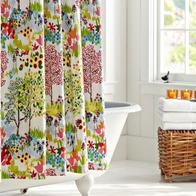 25 Fantastic Shower Curtains to Spice up Your Bathroom ...