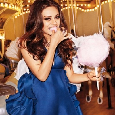 Hooray! It's Cotton Candy Day ...