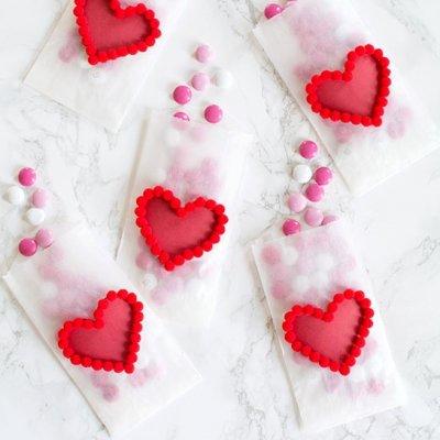 13 Fun Valentine Crafts ...