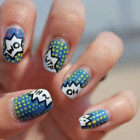 9 Examples of Pop-Culture Nail Art ...