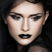 7 Jet Black Makeup Products to Add Drama to Your Look ...