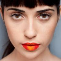 Makeup How-to: Two-Toned Ombre Lips ...
