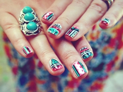 8 DIY Nail Art Techniques to Try ...