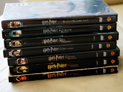 9 Fun Facts about the Harry Potter Movies ...