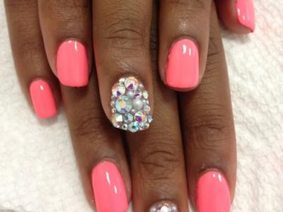 8 Pretty Pink Nail Polishes Nails