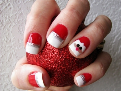 7 Easy to Design Holiday Themed Nails ...