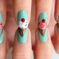 8 Dessert Nail Art Tutorials Too Sweet to Resist ...