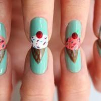 8 Dessert Nail Art Tutorials Too Sweet to Resist ...