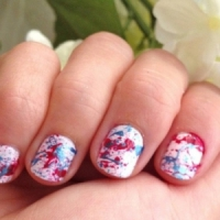 7 Tips on How to Get Splatter Paint Nails ...