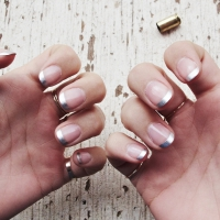 How to Create the Perfect French Manicure ...