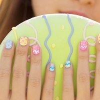 7 Fresh Nail Tutorials for Easter ...