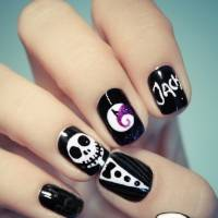 Spooky Halloween Nail Ideas from Pinterest to Try ...