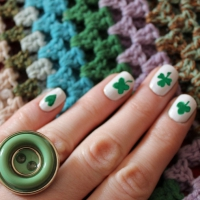 Spread the Luck: 46 Nail Designs for St. Patrick's Day ...