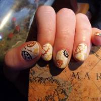 29 Steampunk Nails That Will Blow Your Mind ...
