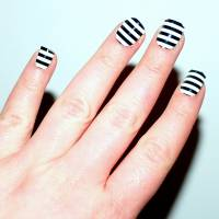 This is What Striped Nail Art Looks like: 29 Fabulous Ideas ...