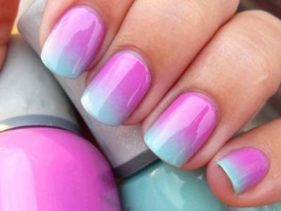 7 Steps on How to Get Dip Dyed Nails ...