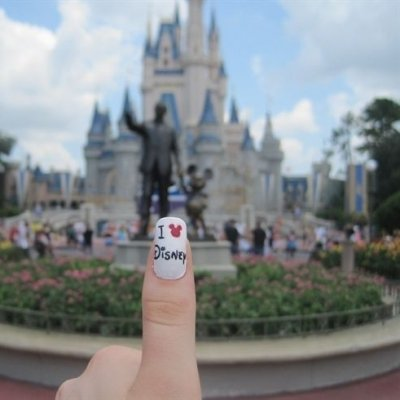 7 Disney Inspired Nail Designs That Are Totally Charming ...